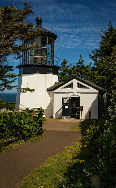 Cape Meares Light House
