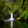Oregon - Punch Bowl Falls