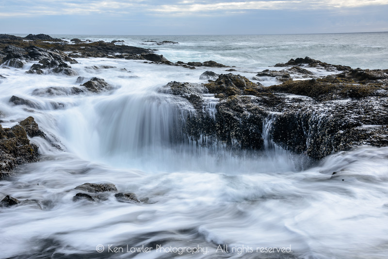Filling Thor's Well I