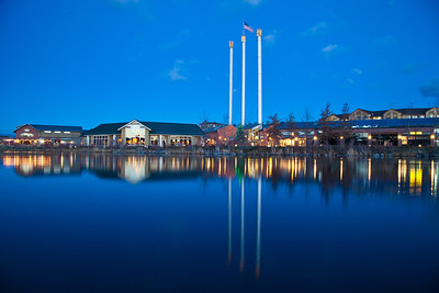 Old Mill District, Bend, Oregon