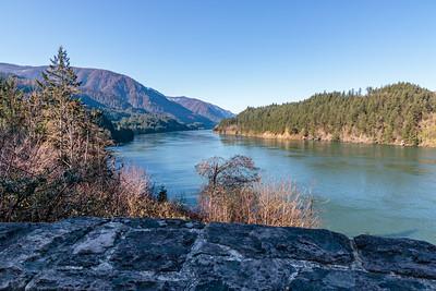 River in Oregon