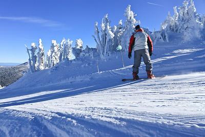 Mt. Bachelor Ski Resort, Oregon