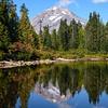 Mount Hood from Mirror Lake II