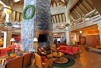 Timberline Lodge, Mount Hood, Oregon