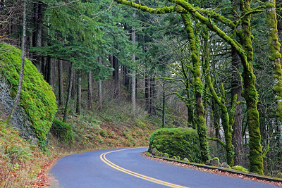 Columbia River Gorge Historic Highway, Oregon