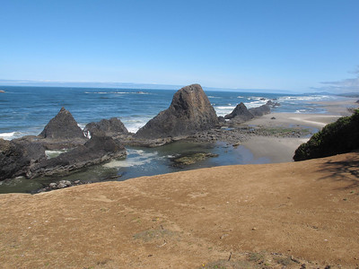 Seal Rock State Recreation Area, Oregon