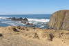Seal Rock State Recreation Area, central Oregon Coast   July 21, 2012<br /> <br /> Looking south from the top rim.