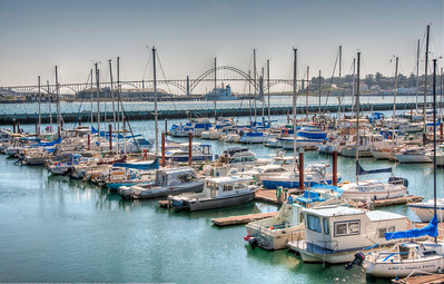 newport-oregon-boat-harbor