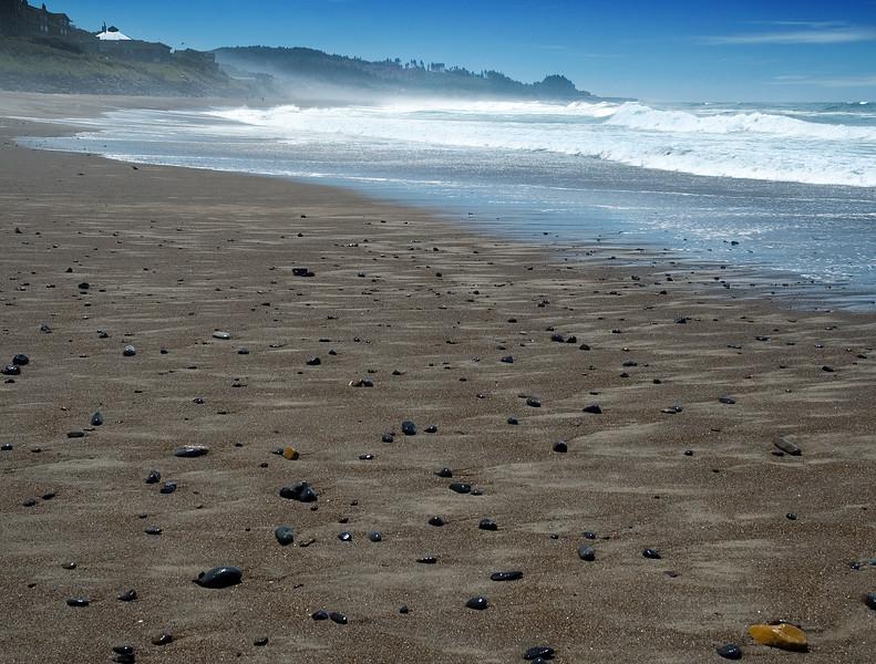 Rocky Shoreline on the Central Oregon Coast<br /> July 2006<br /> <br /> Copyright © 2006 Rick Kruer<br /> rickkruer.com<br /> <br /> ND70_2006-07-14DSC_4785-RockyShorelineNorthOfCavalier-4.psd