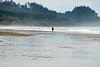 Moment of Zen, Beach Combing in the Fog<br /> Fish Rock, Lincoln Beach, Oregon<br /> July 2007<br /> <br /> Copyright © 2007 Rick Kruer<br /> rickkruer.com<br /> <br /> D200_2007-07-17DSC_2209-EileenWalkingMomentZen-FishRock-200mm-2.psd