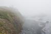 Yaquina Head, Oregon in the heavy fog.<br /> D200_2007-07-14DSC_1908-YaquinaHeadFog-2.JPG