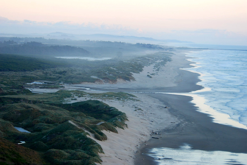 Oregon Coast Sand Dunes