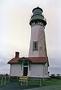 On May 1, 1966 the lighthouse was automated and abandoned. The keepers homes were boarded up and after years of neglect they were demolished in 1984. In 1993 the land and tower were turned over from the Coast Guard to the Bureau of Land Management (BLM) who manages the Yaquina Head Outstanding Natural Area. The BLM opened the tower to the public once again.