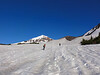 RK and RG on the Hayden Glacier.
