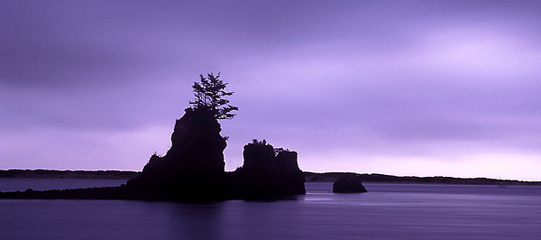 Siletz Bay Twilight