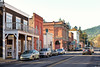 Downtown Jacksonville, Oregon.<br /> © 2011 Jim Craven, All rights reserved.