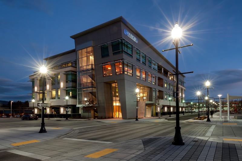 Lithia Motors headquarters, Medford, Oregon.<br /> <br /> © 2013 Jim Craven, All rights reserved