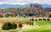 Centennial Golf Club with The Terrace, part of Rogue Valley Manor.<br /> © 2011 Jim Craven, All rights reserved.