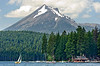 Lake of the Woods Resort and Mt. McLoughlin<br /> © 2011 Jim Craven, All rights reserved.
