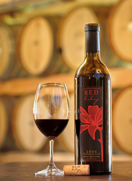 Red Lily Vineyards <br /> © 2011 Jim Craven, All rights reserved.