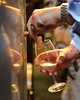 Wine sampling at Valley View Vineyard, Ruch, Oregon<br /> © 2011 Jim Craven, All rights reserved.