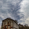 Abandoned Bunker Skyscape