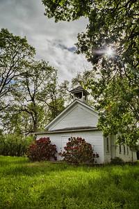 Mark Prairie Schoolhouse