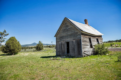 Combs Flat Schoolhouse