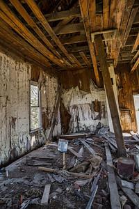 Combs Flat Interior
