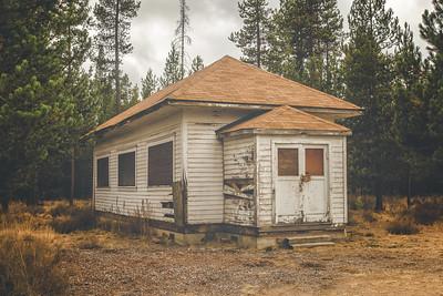 Rosland Schoolhouse