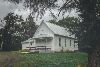 Calapooia (Stephens) Schoolhouse