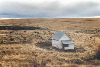 Trail Fork Schoolhouse