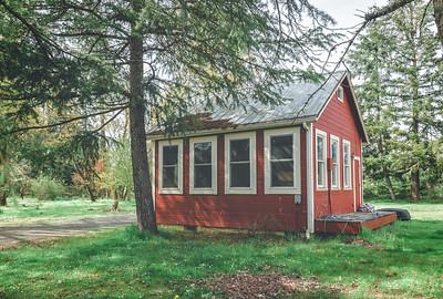 Fir Grove or Jean's Schoolhouse