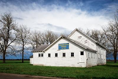 Fairview Methodist Church (Western Star Grange Hall)
