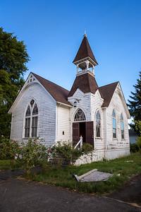 United Presbyterian Church of Shedd