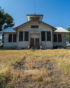 Big Bend Schoolhouse