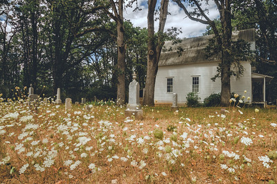Harmony Union Baptist Church and Cemetery