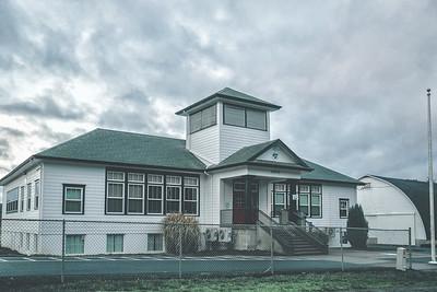 Pedee Schoolhouse