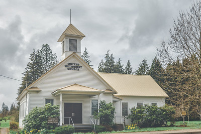 Grand Ronde United Methodist Church