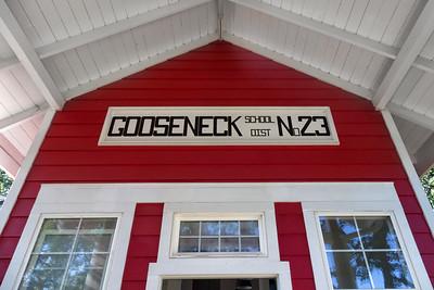 Gooseneck Scoolhouse