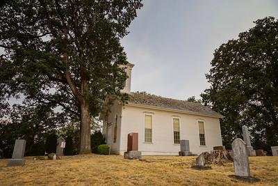 Spring Valley Presbyterian Church and Zena Cemetery
