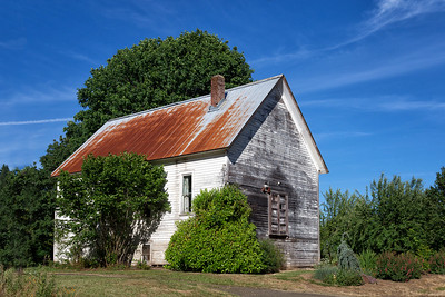 Cold Creek (Gold Creek) Schoolhouse