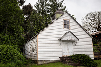Unknown Church or Schoolhouse