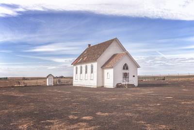 Greasewood Finnish Apostolic Lutheran Church