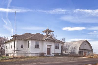 Eastside School and Gymnasium
