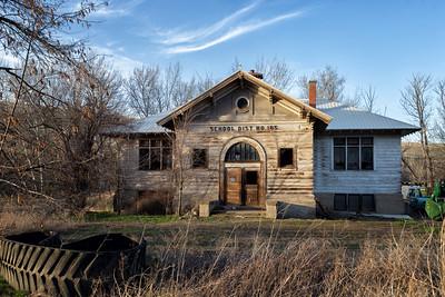 Holdman Schoolhouse