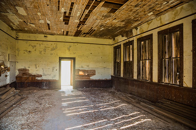 Douglas Hollow Interior