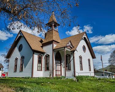 Antelope Methodist Church
