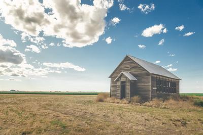 Paradise Flat Schoolhouse