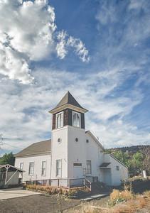 Spray Baptist Church